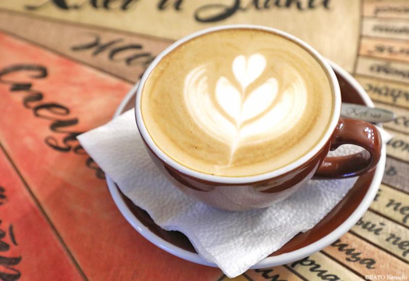 カフェマのコーヒー