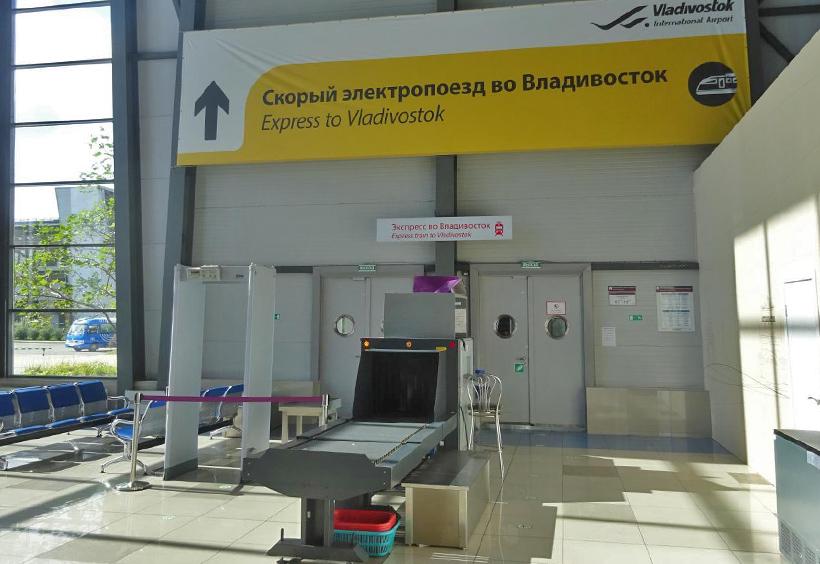 空港内手荷物検査