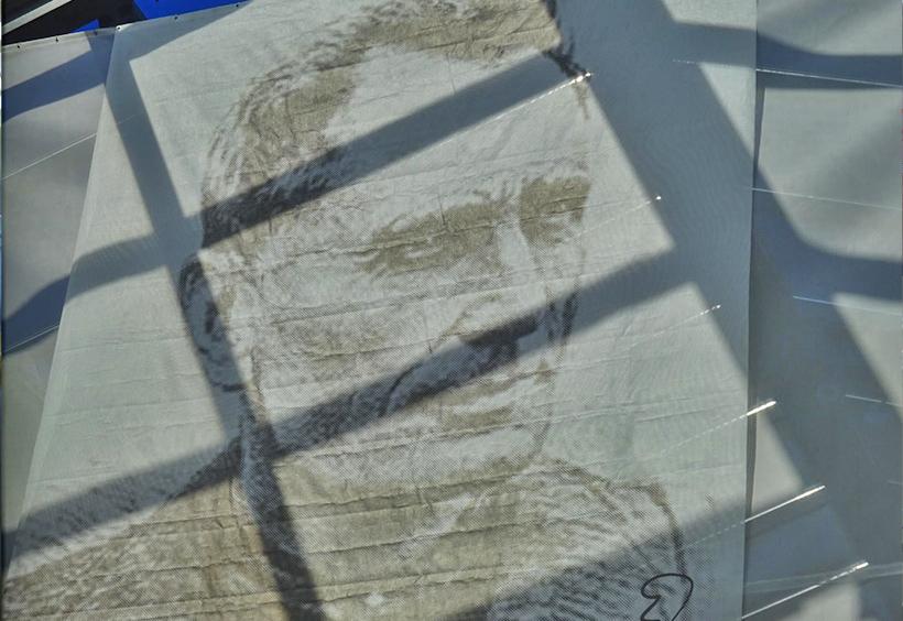 ウラジーミル・アルセーニエフの肖像画