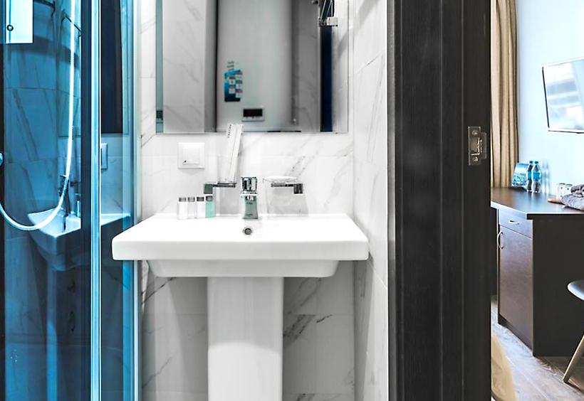 Vladistay清潔感のある洗面台
