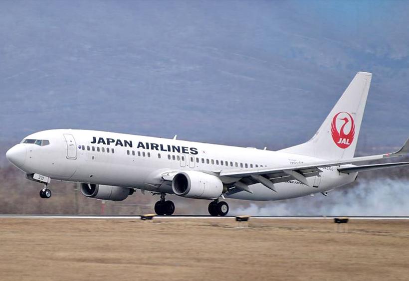 JALの成田・ウラジオストク便
