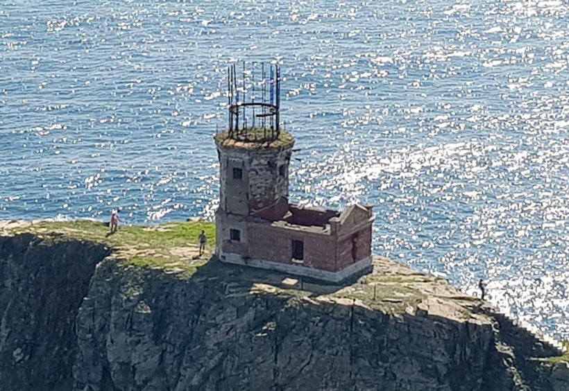 古い灯台写真2
