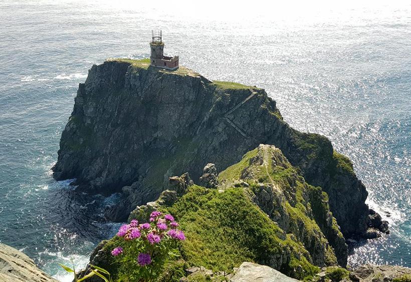 古い灯台写真1