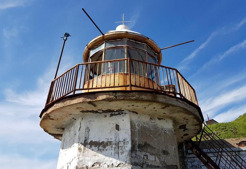 新しい灯台