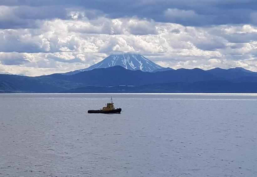 ヴィリュチンスカヤ火山