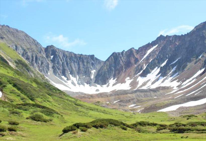 ヴァチカジェツ山