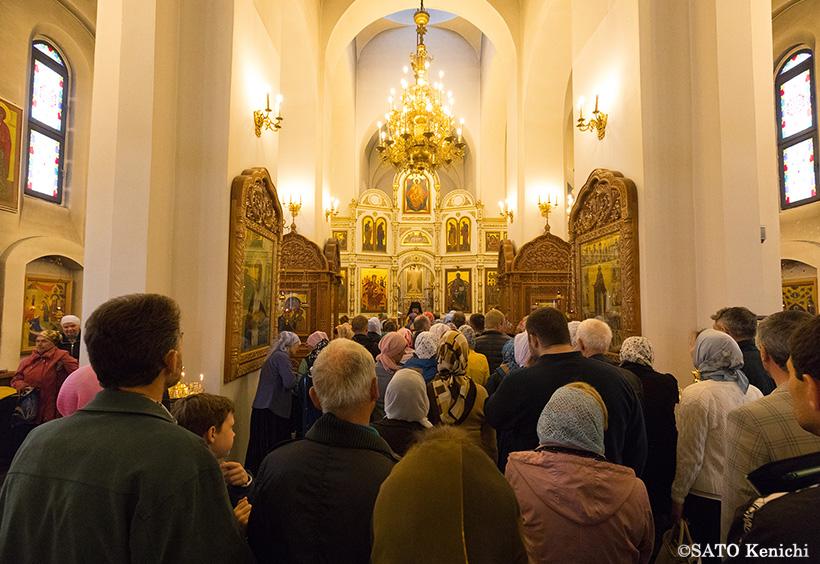 ユジノサハリンスク正教会の中