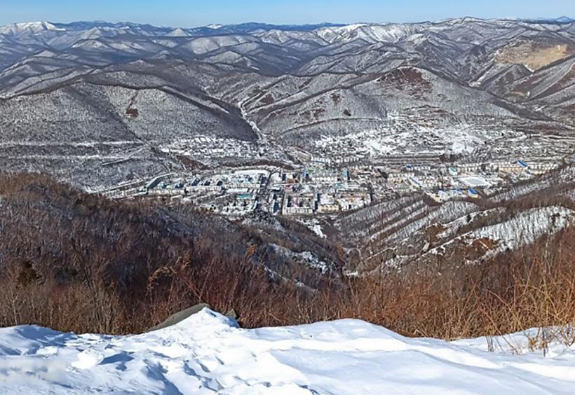 イズヴェストコヴァヤ山