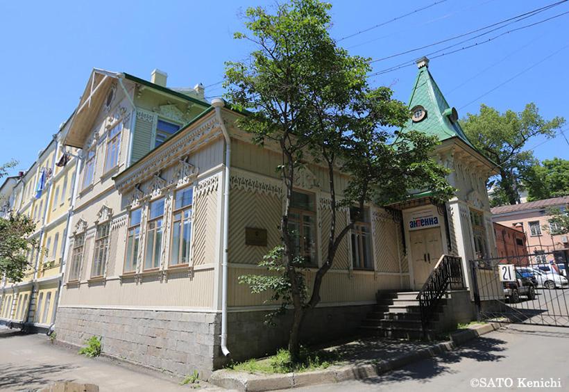 旧日本人小学校