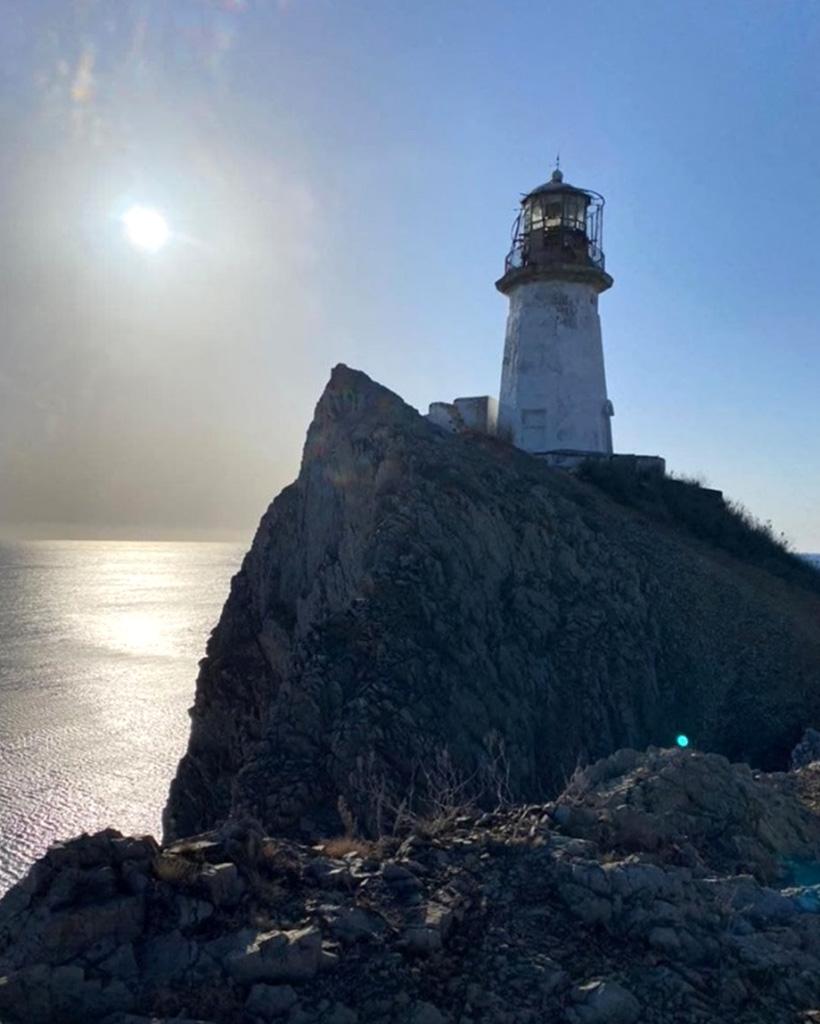 ブリンナー岬の灯台