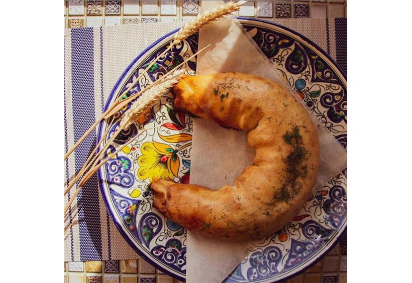 ベーカリーカフェ「フレーブ イズ タンディラ」 で売られているパン