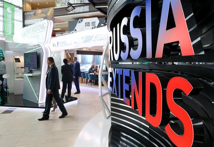 東方経済フォーラムの様子3