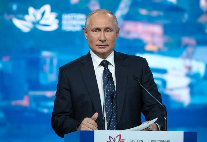 ウラジーミル・プーチン大統領